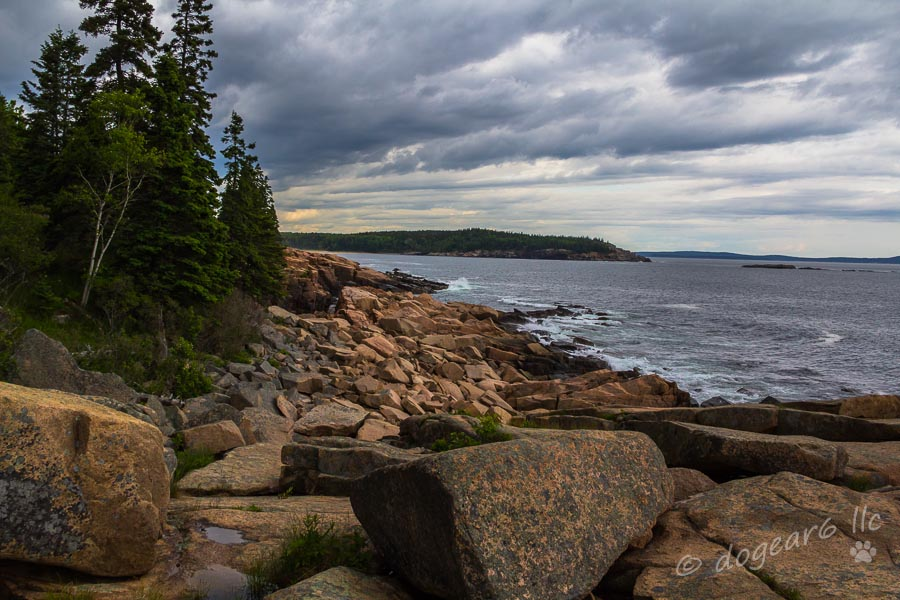 Acadia National Park Mount Desert Island, Maine