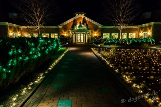 Education Center at the Lewis Ginter Botanical Gardens in Richmond, Virginia
