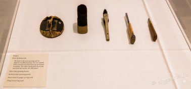 Tools used to make woodblocks